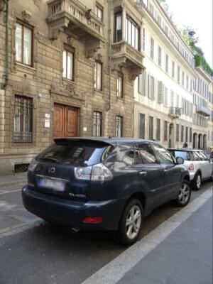 レクサス ヨーロッパ仕様 RX400h