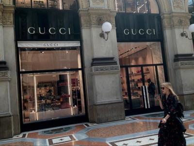 グッチ ミラノ ガッレリア店