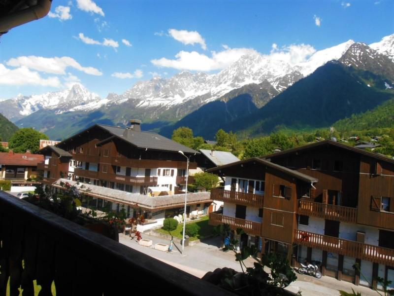 chris-talホテルのお部屋のバルコにーからの眺め