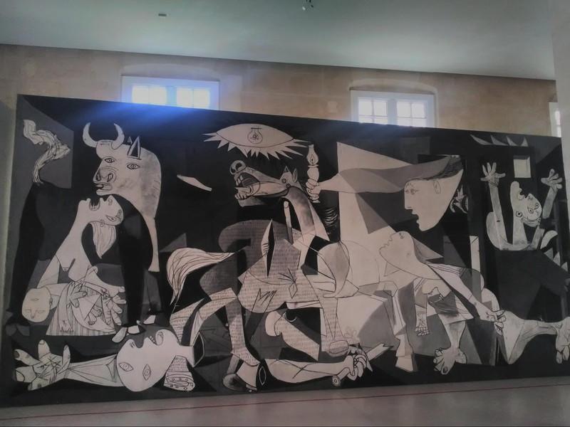 国立ピカソ美術館 ゲルニカ展